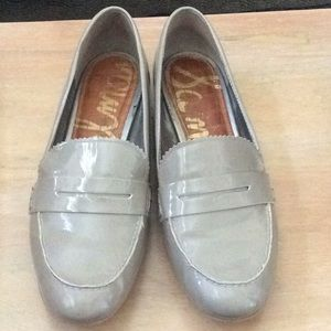 Sam Edelman leather loafers 8.5